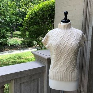 ⭐️ 🆕[Saks 5th Ave] 💯%Cashmere Cable Knit Sweater